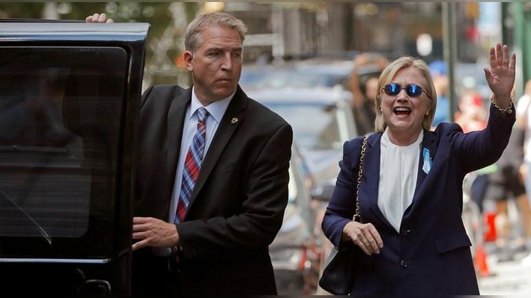Telegraph: Демократы заменят Клинтон только с ее согласия