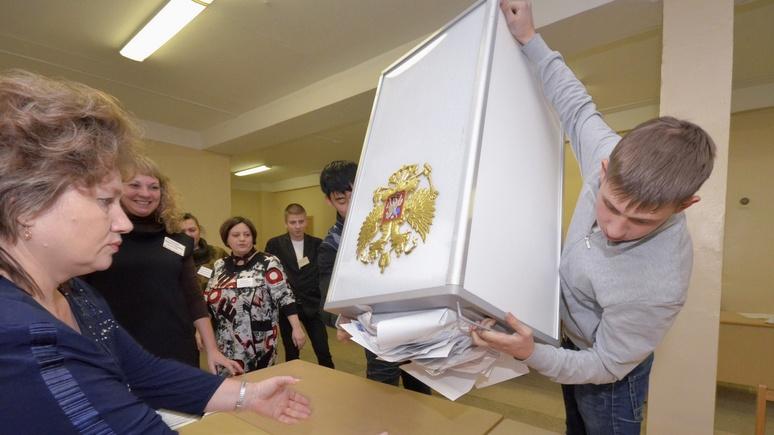 Французский эксперт: Выборы в России будут демократичными, а их результаты – нет