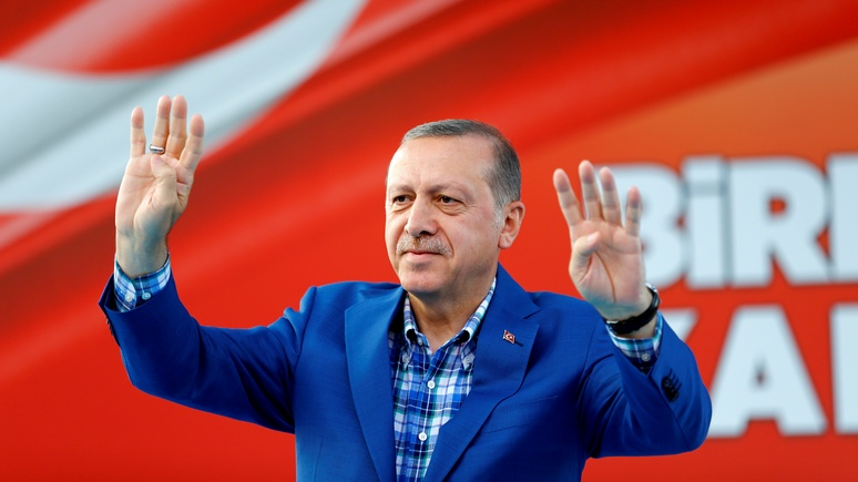 Times: Из-за России Запад доверяет Эрдогану все меньше