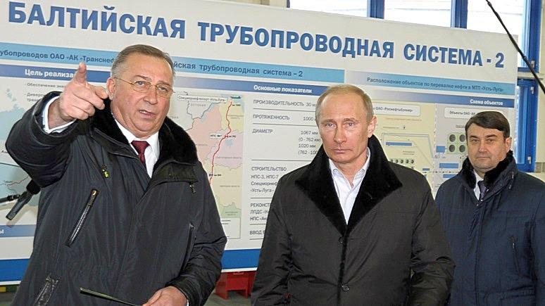 ERR: К 2018 году Россия прекратит транзит нефти через Прибалтику
