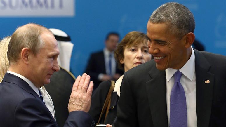 American Interest: Слабость США стала движущей силой российской политики