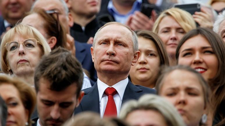 Newsweek: Выборы в России – «лакмусовая бумажка» правления Путина