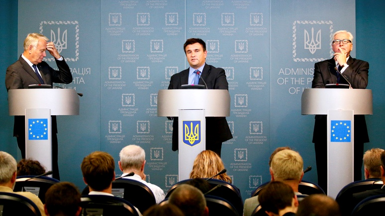 DW: Cвоим бездействием украинские политики разочаровывают Запад