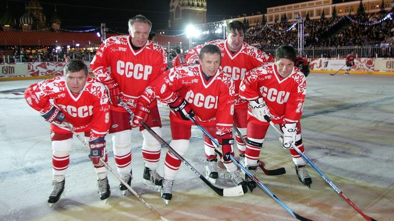 ABC: Советские хоккеисты составили лучшую иностранную сборную в истории