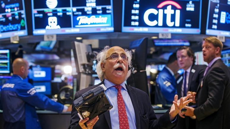 DWN: Гарвард раскрыл голую правду об экономике США