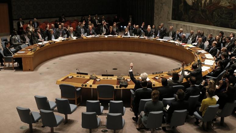 N-TV: США сорвали встречу в ООН, чтобы защитить сирийских повстанцев