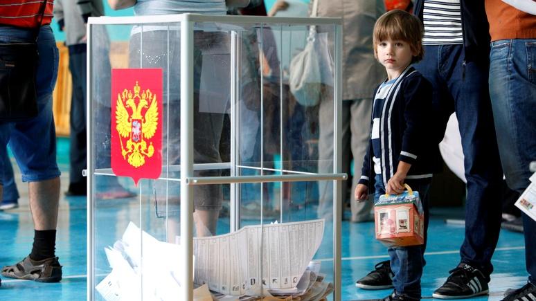 Западные СМИ о выборах в России: «Недовольные остались дома»
