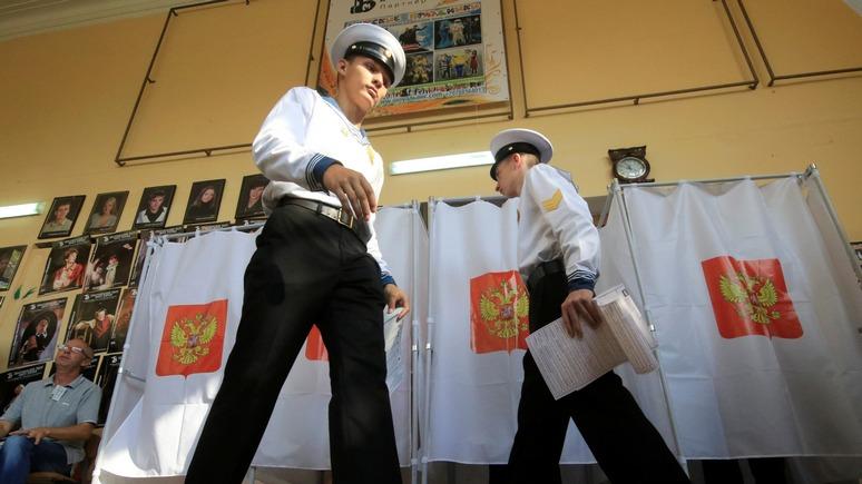 Украина грозит санкциями организаторам и участникам выборов в Крыму