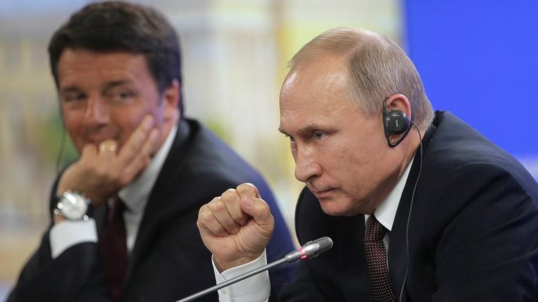 La Repubblica: Путин – Клинт Иствуд от политики