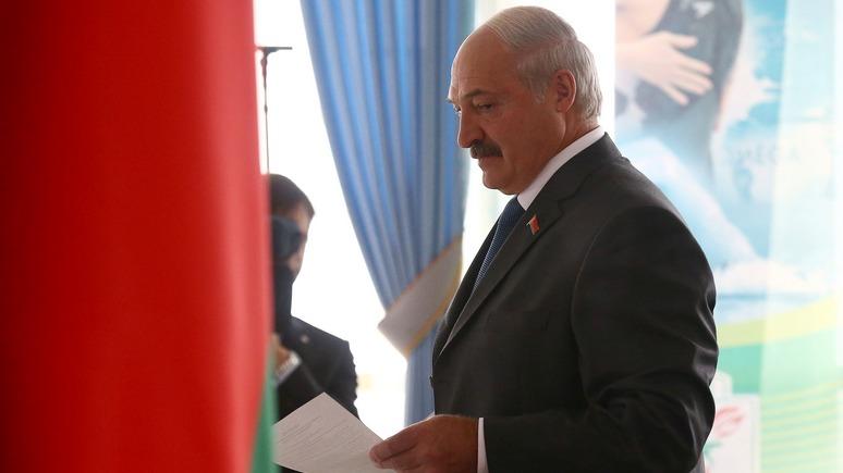 Лукашенко: Мы не потерпим экономического давления России на Белоруссию