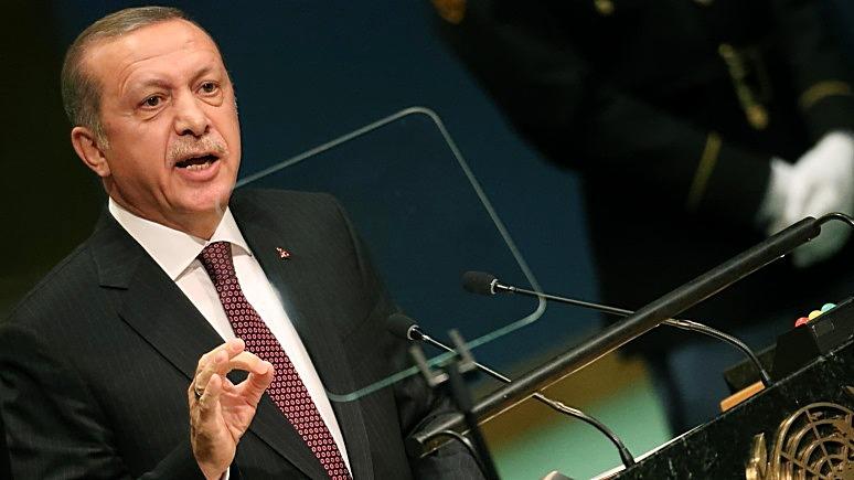 112: Эрдоган пообещал Порошенко не признавать «аннексию» Крыма