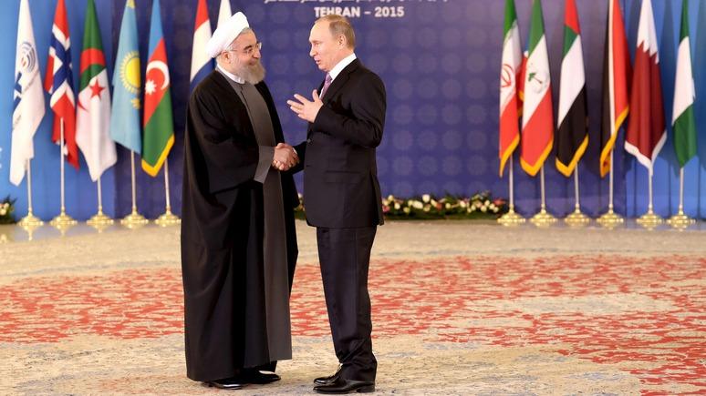 Американский журналист разоблачил «дьявольский союз России, Ирана и террористов»