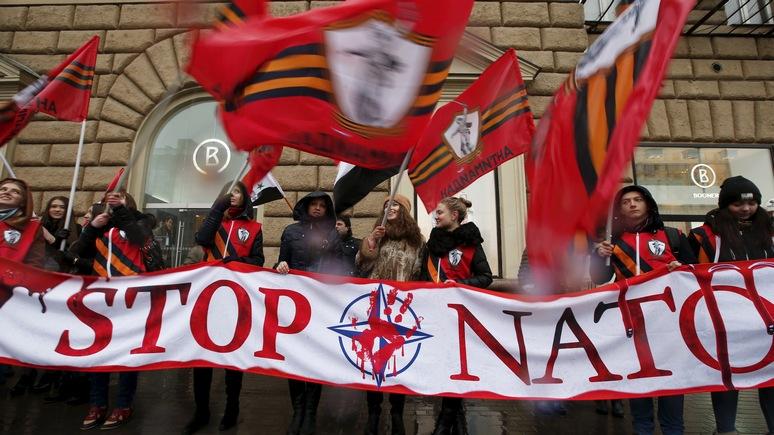 Политолог: России надо бояться не НАТО, а внутренних проблем