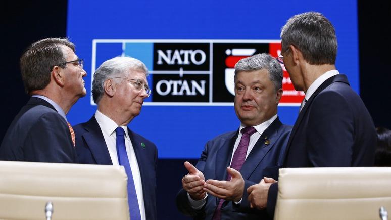 112 Украина: Киев претендует на роль «особого партнера» НАТО