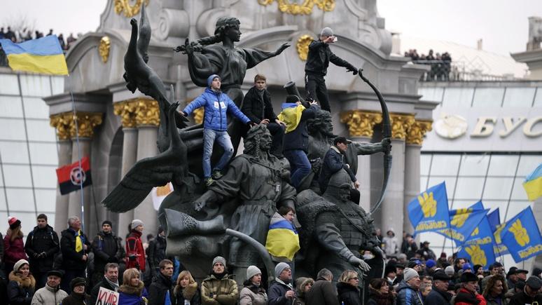 Parlamentní Listy: «Майдан» не унизил, а только сделал Россию сильнее