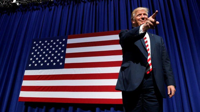 BG: Став президентом, Трамп перекроит США по образцу путинской России