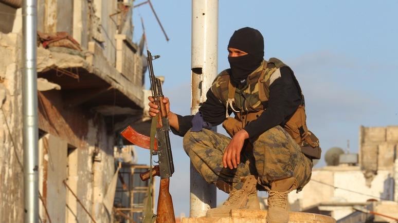 Kölner Stadt-Anzeiger: Сирийские террористы признали, что за их спиной стоят США