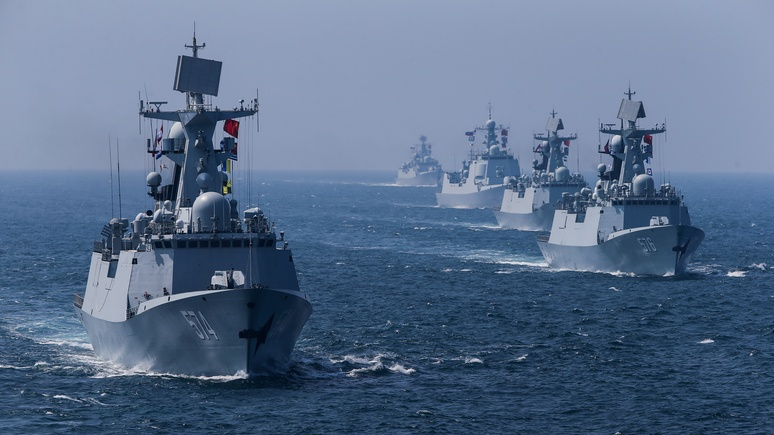 WSJ: «Российско-китайская ось» нацелилась на США