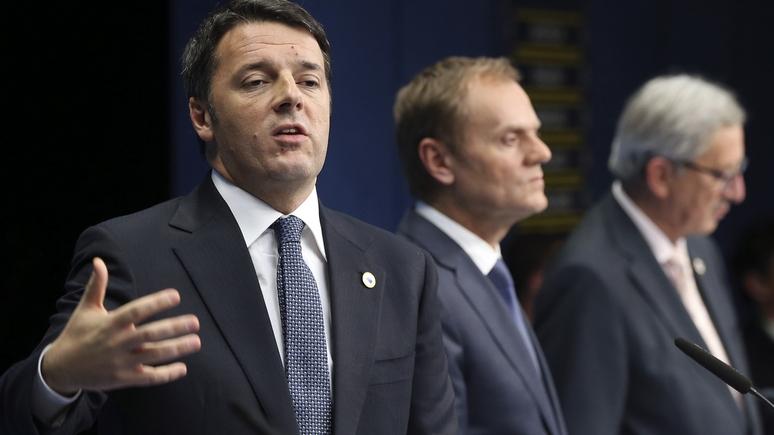 La Tribune: ЕС рассмотрит возможность послабления антироссийских санкций
