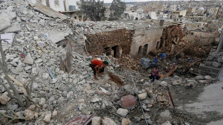 Frankfurter Rundschau: «Сирийская трагедия» – результат ошибок Запада