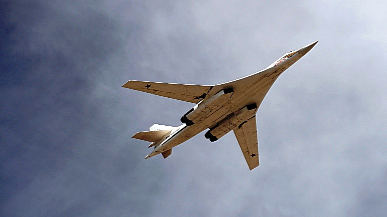 Aftonbladet: Русские бомбардировщики явно не хотели, чтобы их заметили