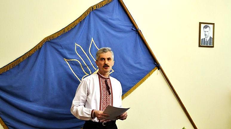 Лидер ОУН раскритиковал президента Израиля за «плевок в душу украинцев»