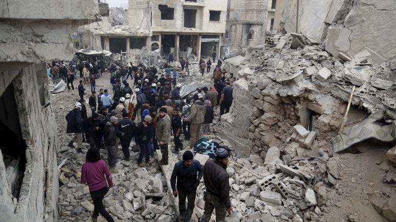 Bild осудил Путина и призвал «прекратить безумие в Сирии»
