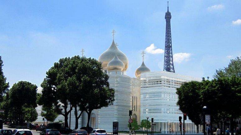 Le Parisien: Русский духовно-культурный центр в Париже откроет двери в октябре