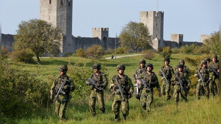 Times: В пику «агрессивной» Москве шведы вернут воинскую повинность