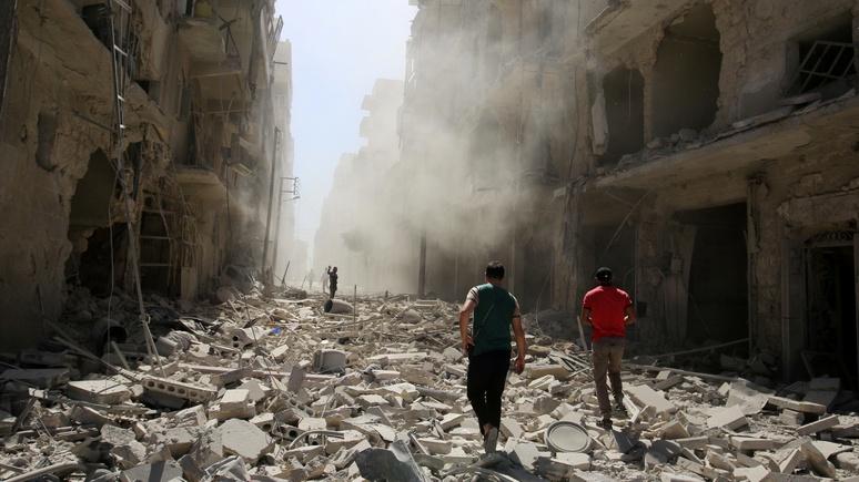 LAT: Победы России в Сирии завели ее в политический тупик