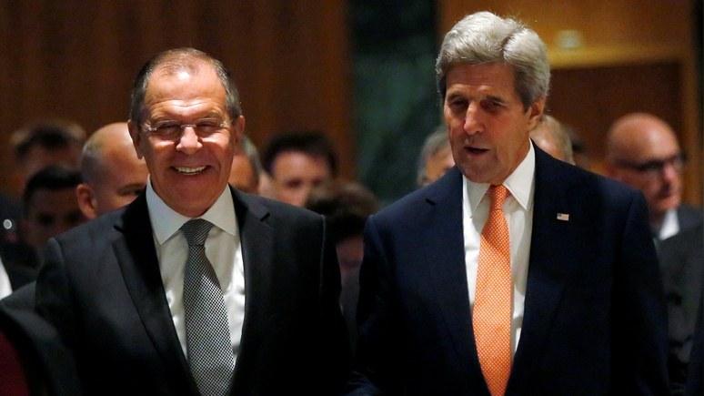 Джон Керри: В Сирии русские нас перехитрили
