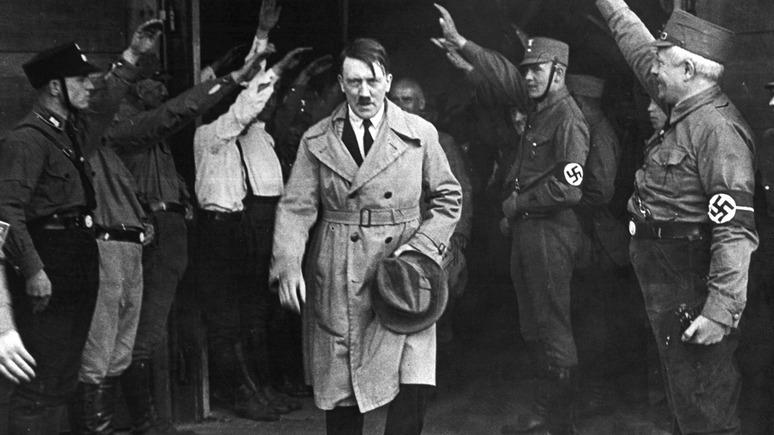 Третий рейх в полном угаре: немецкий журналист рассказал, на чем сидел Гитлер
