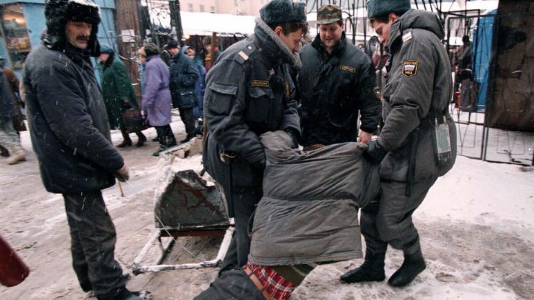 Handelsblatt: Теневые «тунеядцы» помогут Кремлю залатать дыры в бюджете