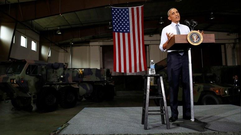 Washington Post не убедили «бредовые объяснения» Обамы по Сирии