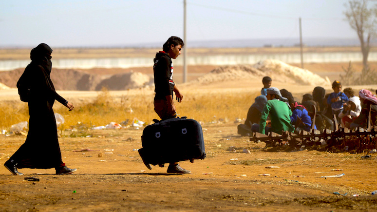 RMF24: Сирийский разрыв с Россией не заставит США начать свою войну
