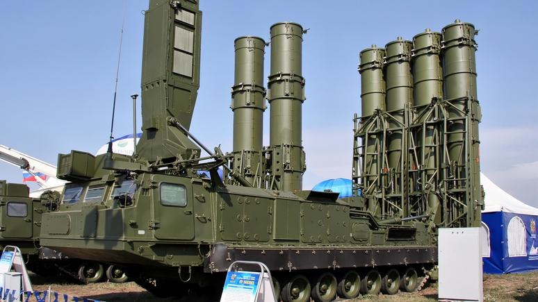 Fox News: США уверяют, что разглядели в Сирии российские С-300ВМ
