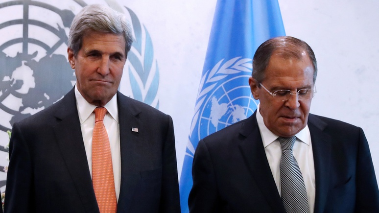 Presse: «Необычная дружба» Лаврова и Керри дала трещину в Сирии