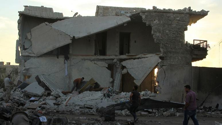 DWN: Атака на посольство России в Дамаске – результат политики США