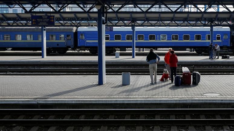 Вести: Визовый режим с Россией лишит украинцев возможности заработать
