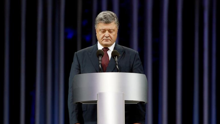 Зеркало недели: Украинцы считают Порошенко главным коррупционером страны