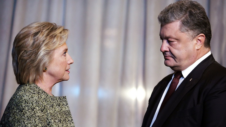 Лiга.net: США будут «выкручивать руки» Порошенко ради компромисса с Россией