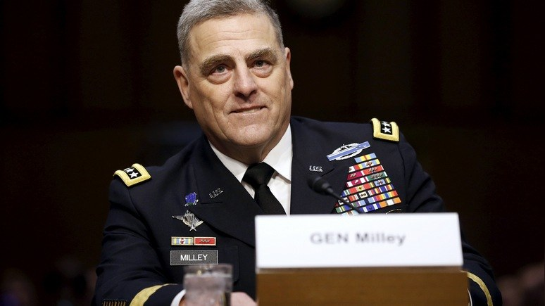 Sun: Американский генерал пригрозил устроить России «серьезную взбучку»