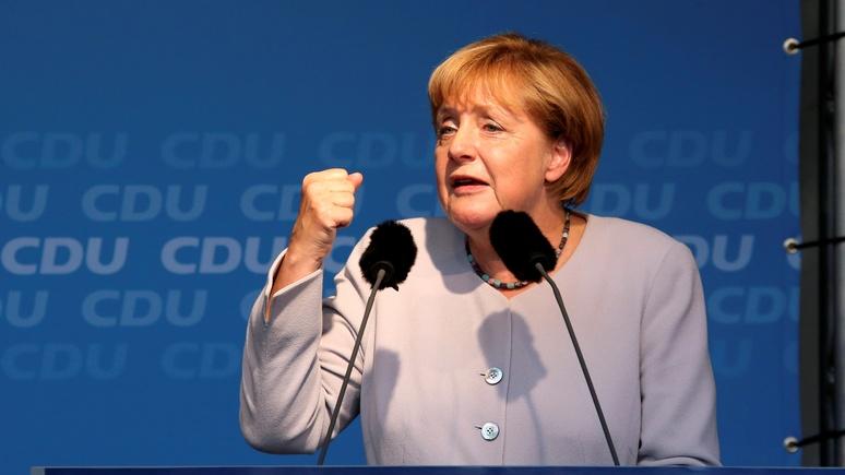 Spiegel: Европа не поддержит «жесткий подход» Меркель к России