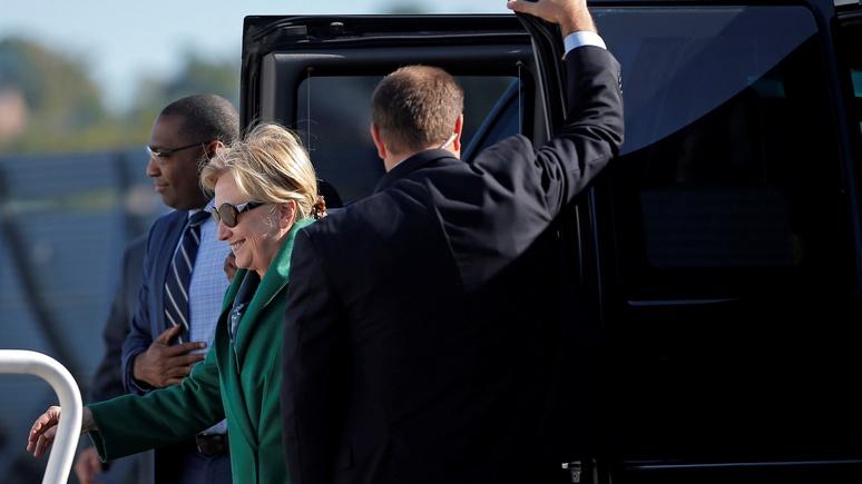 WSJ: Обвиняя Россию в кибератаках, Белый дом пытается помочь Клинтон