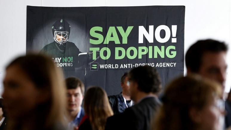 Deutschlandfunk: WADA виртуозно ведет бой с тенью, а не с допингом