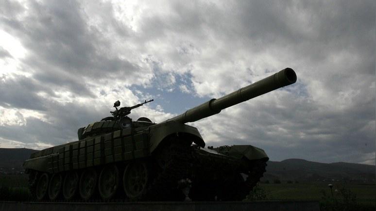 FA: Разморозка конфликта в Нагорном Карабахе выгоднее всего Москве