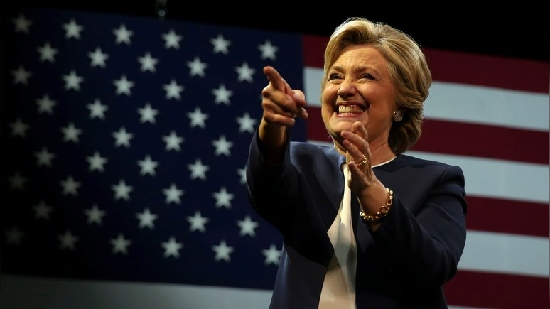 Клинтон: Америка поведет за собой мир – ради его же блага