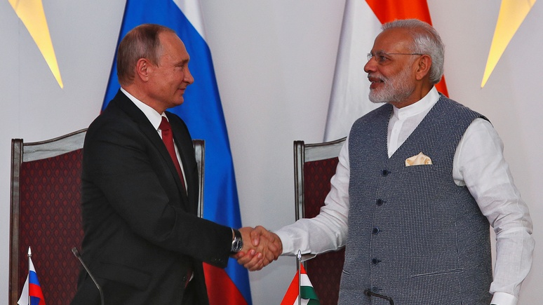 Tagesschau: Россия и Индия заключили миллиардную сделку по оружию