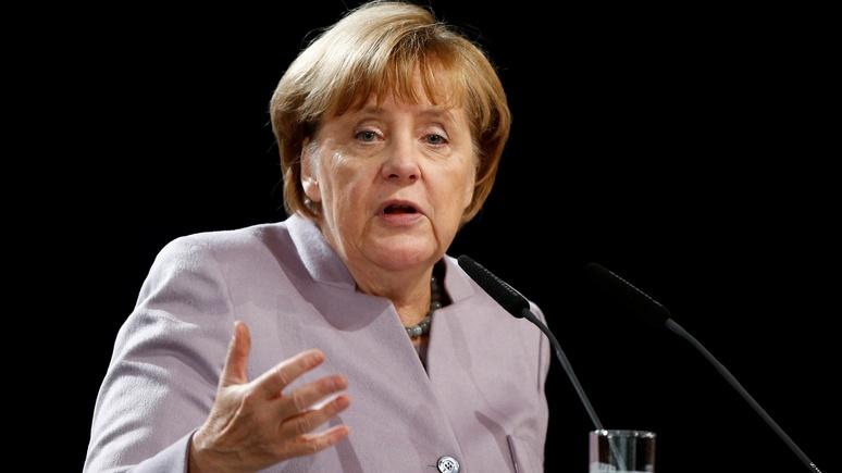 FAZ: Меркель призвала ввести новые санкции против России
