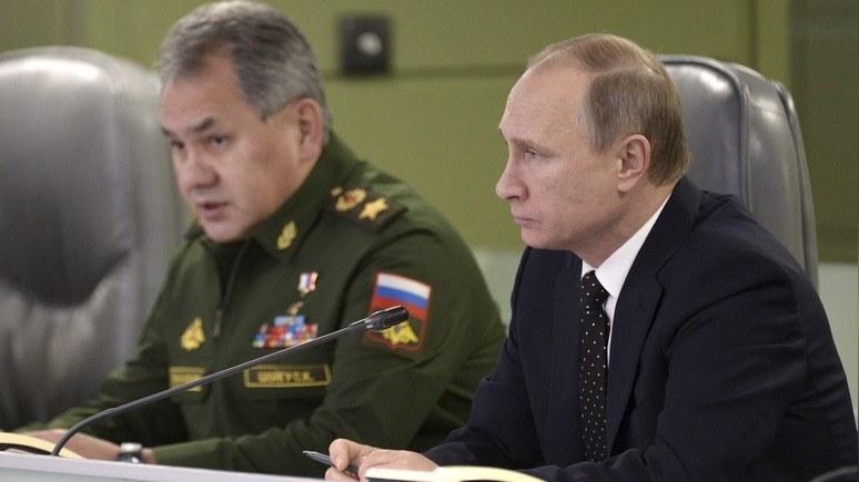 NYT: Вашингтон уличил Москву в нарушении договора, но доказательства «засекретил»